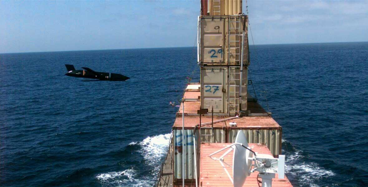 新型対艦ミサイルLRASM・6回目の空中発射試験成功