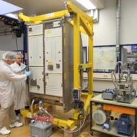 こうのとり7号機、国際宇宙ステーションへ新型生命維持装置を…
