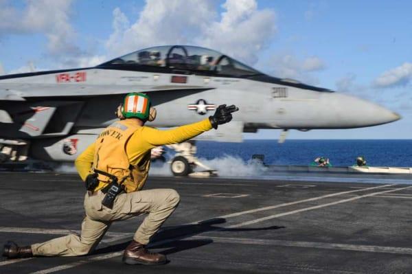 ボーイングがF/A-18E/Fスーパーホーネットの近代化改修を受注