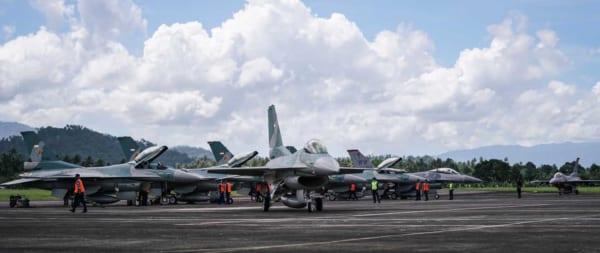 アメリカ・インドネシア空軍の合同訓練「コープ・ウエスト」始まる