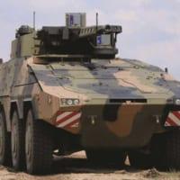 オーストラリア陸軍、新しい偵察戦闘車にラインメタル「ボクサ…