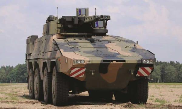 オーストラリア陸軍、新しい偵察戦闘車にラインメタル「ボクサーCRV」を採用