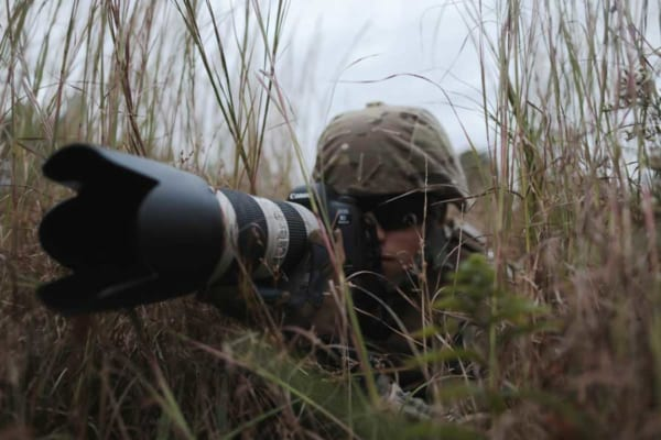 アメリカ陸軍の新メディアキット、キヤノンを採用
