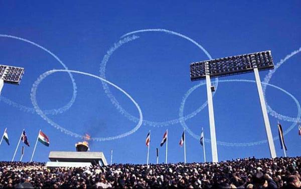 1964年東京オリンピックを支えたブルーインパルス編隊長らのインタビュー | おたくま経済新聞