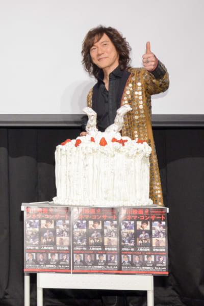 リアルな「スケキヨ像」フォトスポットも設置 「角川映画 シネマ・コンサート」4月に開催