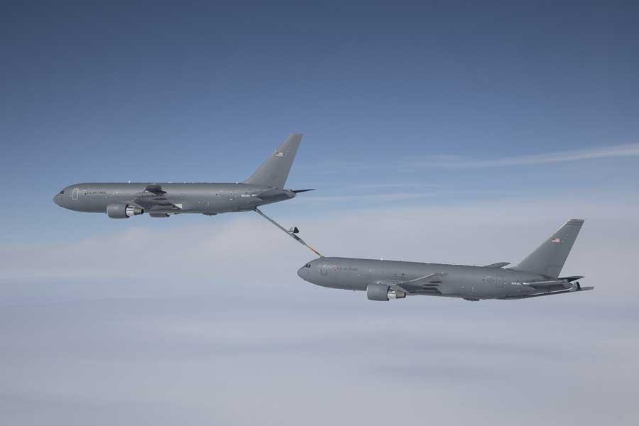 KC-46、空中給油に関する補足証明を取得