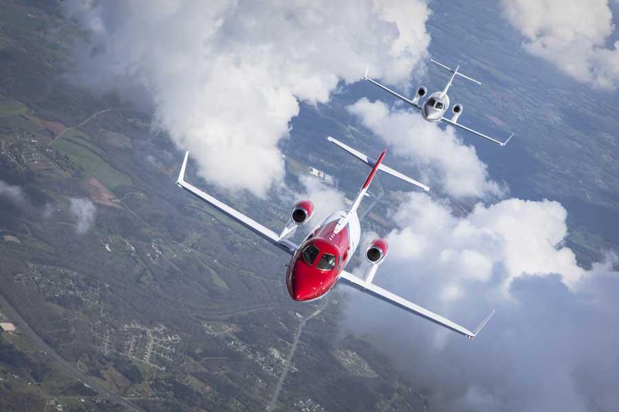 ホンダジェット製造会社が全米航空宇宙学会の賞を受賞