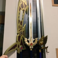 伝説の武器職人蘇る!「1/1伝説の剣」が作った本人も見とれ…