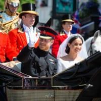 イギリスのロイヤルウェディングにハリー王子ゆかり…