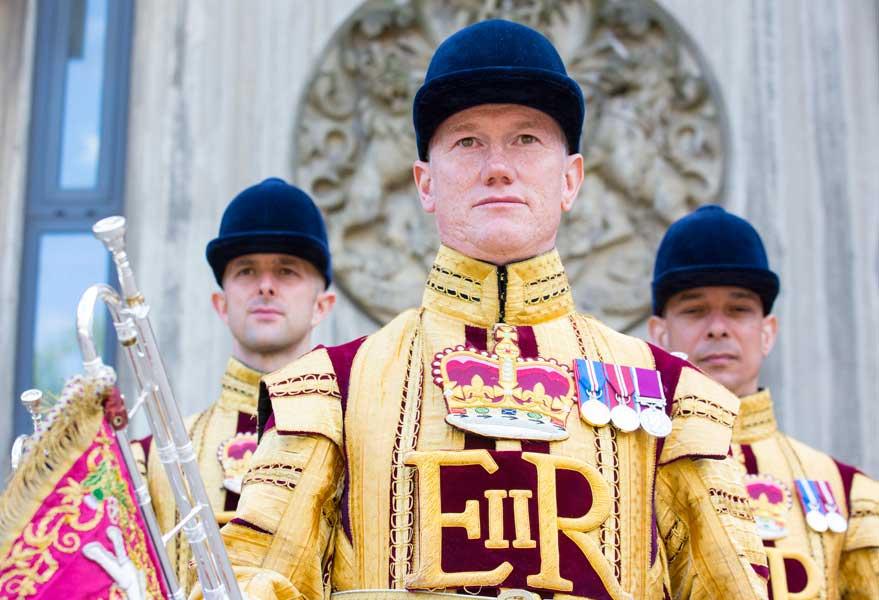 イギリス王室騎兵隊、ロイヤルウ...