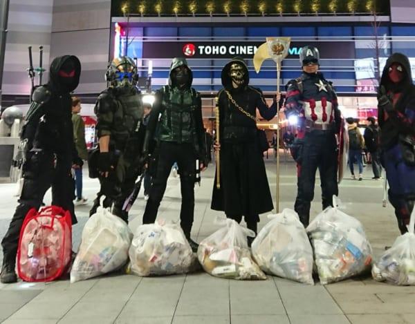 歌舞伎町に突如現れたリアルライフヒーロー 彼らが戦う相手とは?