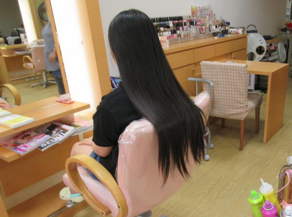 「髪の毛を寄付する」ヘアドネーションの一部始終に密着!