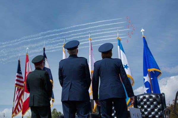 NORAD創設60周年・司令部で記念式典開催