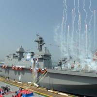 韓国海軍の独島級揚陸艦2番艦「馬羅島(マラド)」…