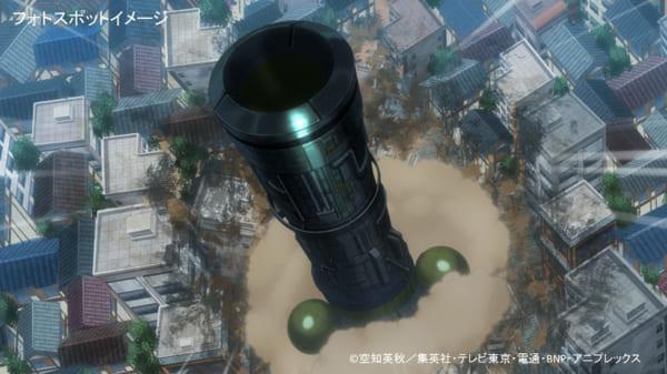 完成度たけーなオイ J-WORLD TOKYOに「ネオアームストロングサイクロンジェットアームストロング源外砲」フォトスポット登場