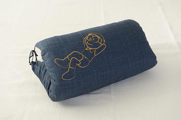 昼寝世界記録0.93秒に挑め!「のび太のお昼寝座布団」開発秘話を聞いてみた