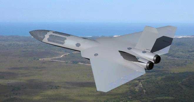 無人標的機もステルスの時代?第5世代標的機のデザイン公開