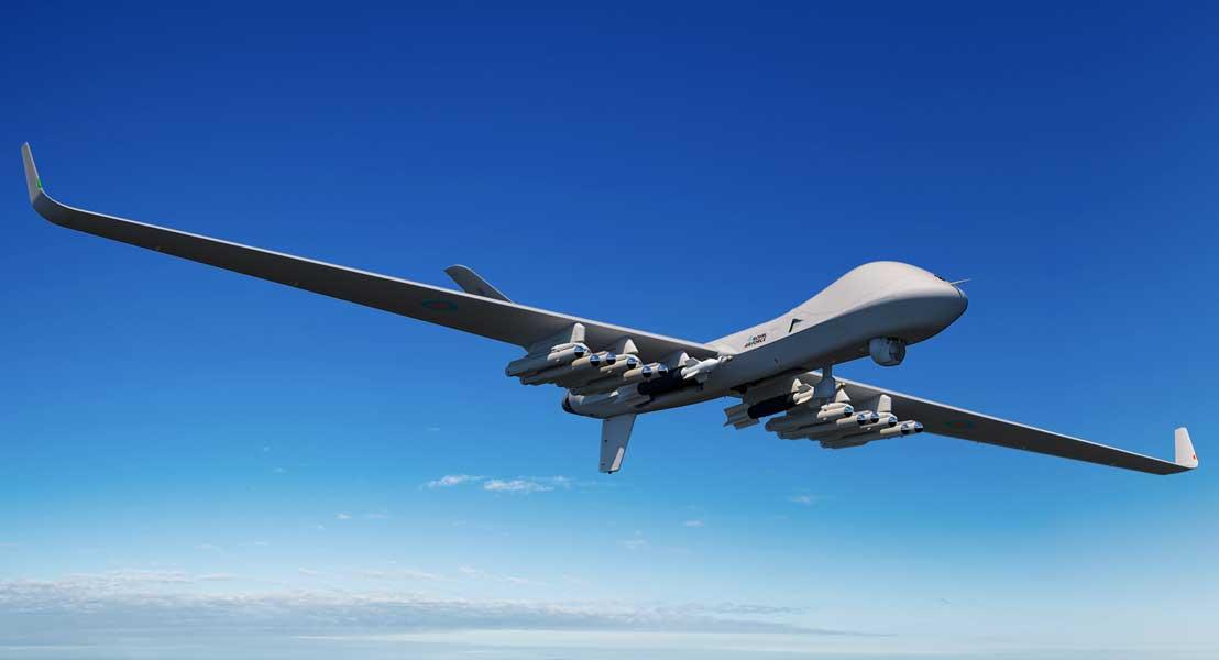 イギリス空軍の無人偵察機、初の大西洋横断飛行へ