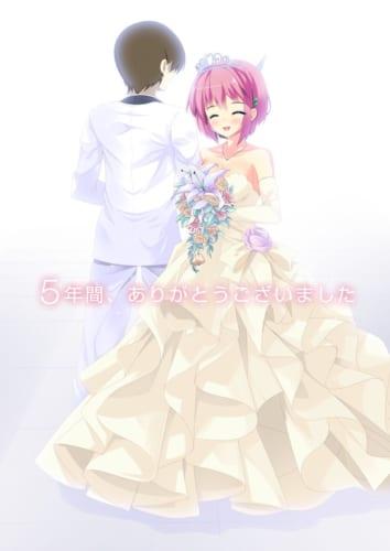 企業公式萌えキャラ「松本イズミ」がまさかの結婚引退を発表
