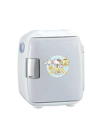 サンリオキャラのコンパクト冷蔵庫が登場! モンテールがおやつタイムグッズプレゼントキャンペーン実施