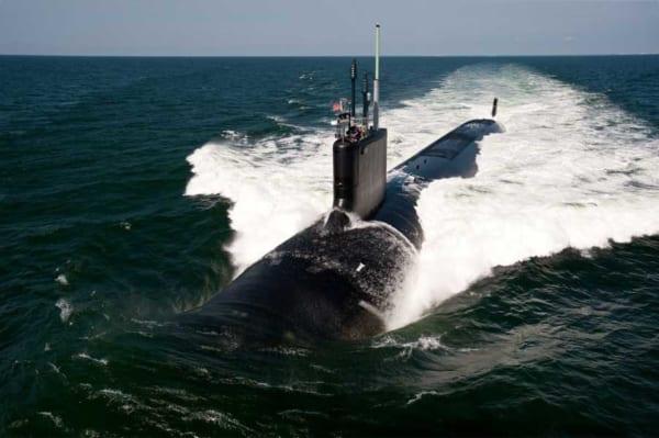 アメリカ海軍バージニア級原潜ブロックVの兵装モジュールをBAEシステムズが受注
