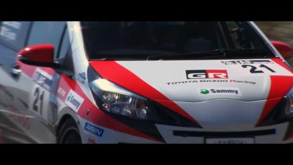 実際のラリーメカニックの仕事がわかる映画「OVER DRIVE」コラボコンテンツがトヨタGAZOOレーシングサイトに登場