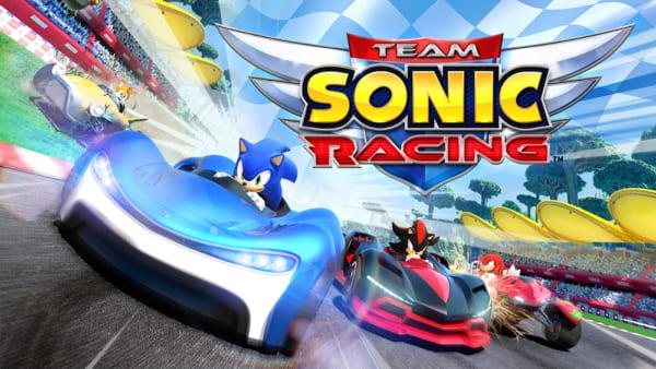「チームソニックレーシング」今冬発売決定 シリーズ初のチームレーシングタイトル