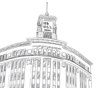 平成最後の「時の記念日」に銀座和光の時計台が「お休み」宣言