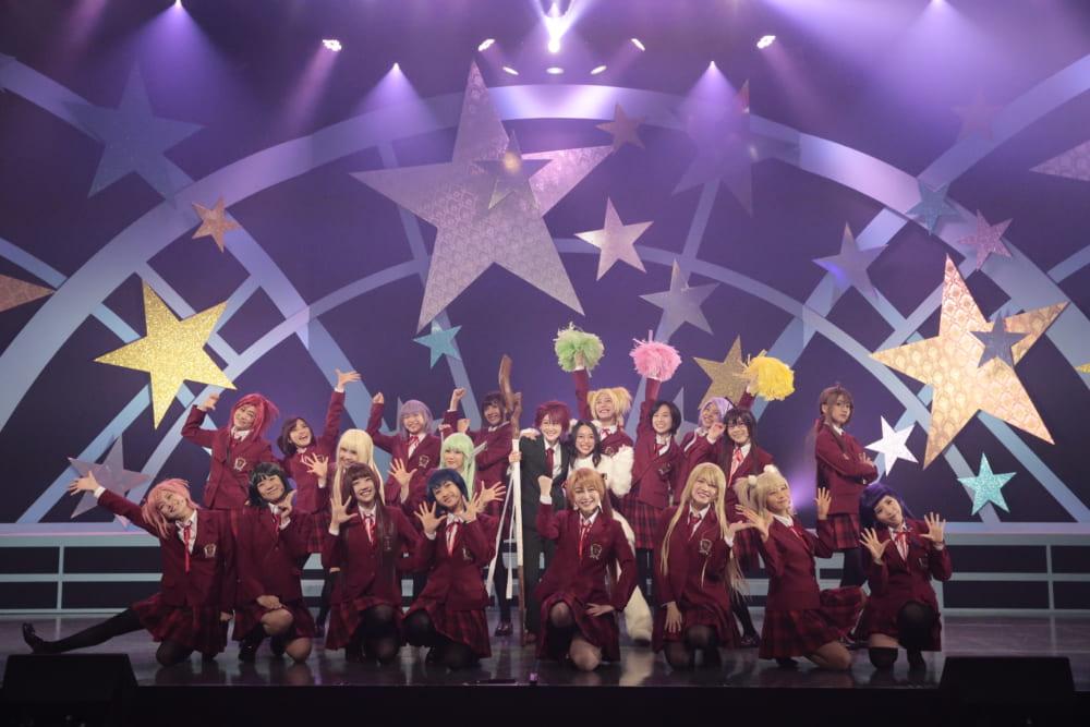 舞台「魔法先生ネギま!」開幕 生駒里奈のネギ先生がついに動き出す