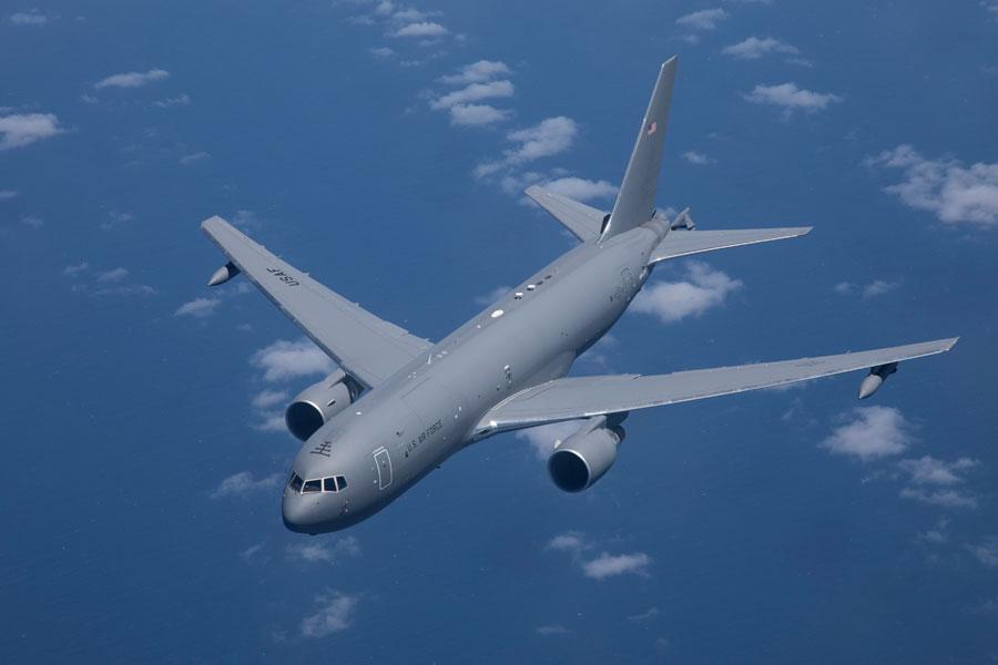 ボーイングKC-46の飛行試験終了・アメリカ空軍へまもなく引き渡し