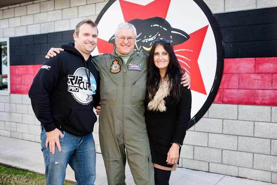 現役最年長の戦闘機パイロット、66歳でついに引退