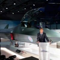 F-35の「次」イギリスが次世代戦闘機のコンセプトモデルを…