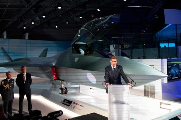 F-35'Next'UK宣布推出下一代战斗机概念车型