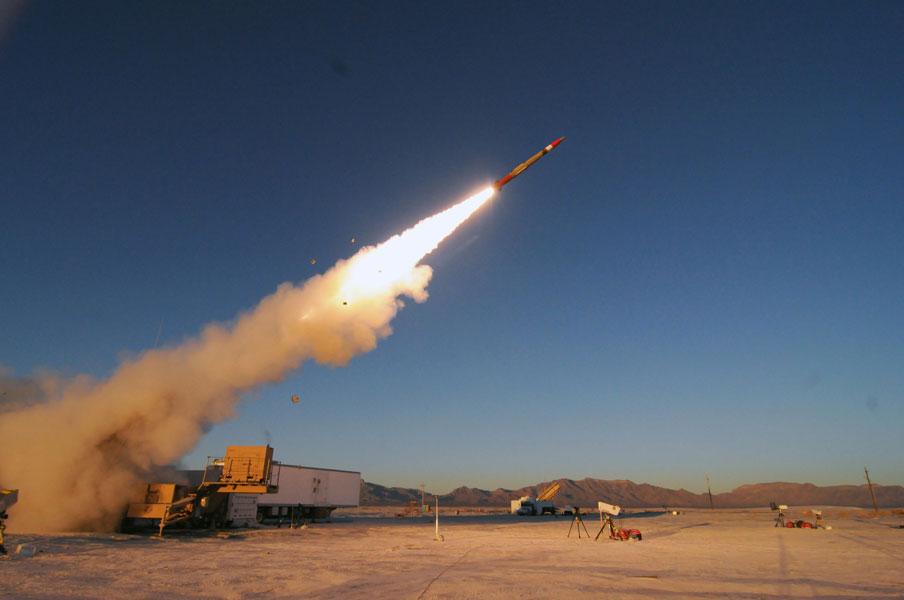 新型迎撃ミサイルPAC-3 MSEの最長迎撃距離記録を更新 | おたくま経済新聞