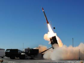 PAC-3 MSE発射の瞬間(Image:U.S.Army)