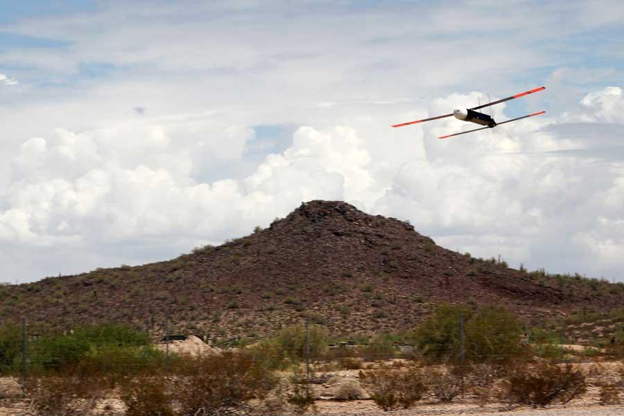 アメリカ陸軍がドローン迎撃用「特攻ドローン」を採用