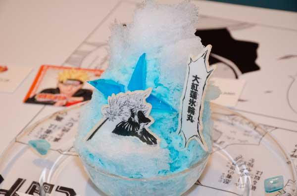 「BLEACH」氷雪系最強!「霜天に坐せ!!氷輪丸」氷(C)久保帯人/集英社