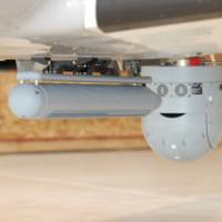 小型機に搭載可能な高性能合成開口レーダーの1号機が出荷