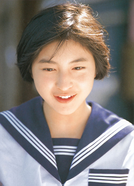 MajiでKoiしそう……広末涼子伝説の写真集「NO MAKE」が未公開カットを加えデジタル配信