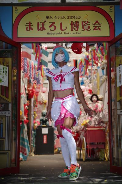 静岡のカオス空間「まぼろし博覧会」とは?館長のセーラちゃんに話を聞いてみた