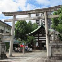名古屋・大須のウラ探訪 三つ鳥居があるウサギだらけな「三輪神…