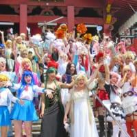 ガチ勢からゆるコスプレイヤー集団までが商店街を練り歩く!大須…