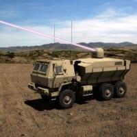 アメリカ陸軍のレーザー兵器、1000万ドルの予算で新たな段階へ