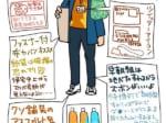 「シャイニング触手」ことめぐみるくさん(@tl_megumi)の夏の即売会一般参加スタイル案