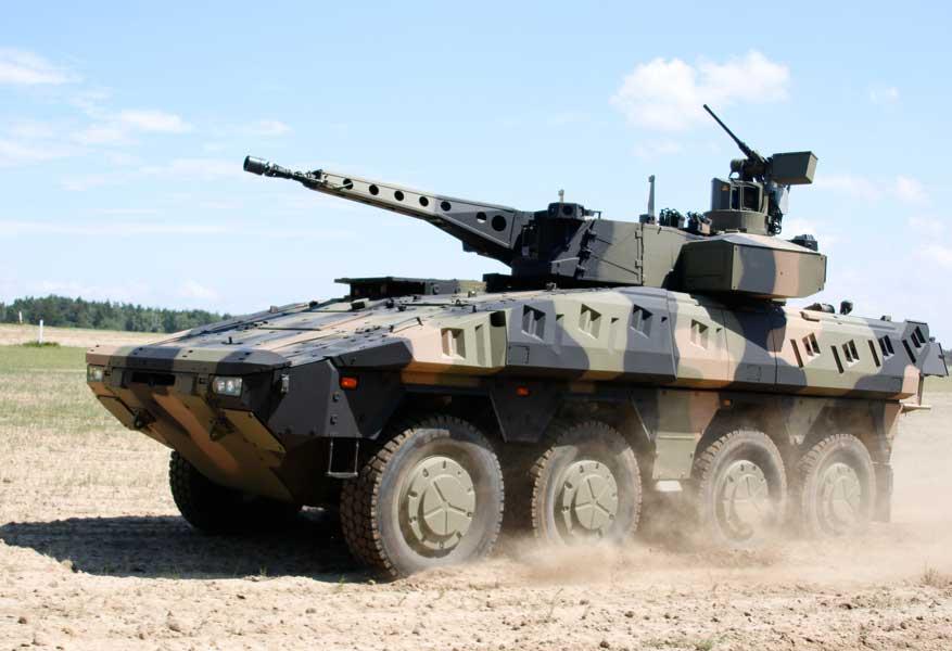 オーストラリアがボクサーCRVを211両一括発注