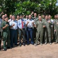 環太平洋地域の安全な空のために 多国間交流研修がハワイで実施