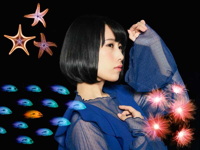 女優・歌手・声優として活躍する佐々木李子の1stアルバムリリース・曲の魅力や現在の心境を語る