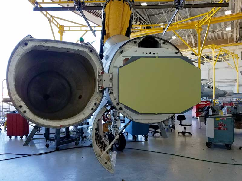 アメリカ海兵隊F/A-18のレーダー改修が実機試験を経て実行段階に