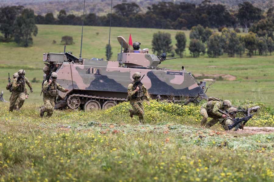 オーストラリア陸軍のM113