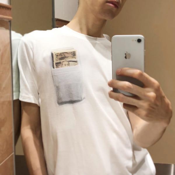 ぬか喜びできるTシャツ